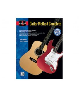 Basix Guitar Method Complete CD-MP3 + 4 Vol.