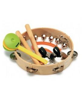 Mini Set Percusión Niños