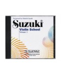 Método Suzuki Violín School Vol. 1 CD