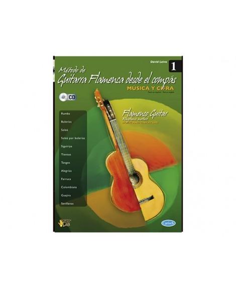 Método Guitarra Flamenca desde el Compás Vol.1