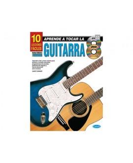 10 Lecciones Fáciles Aprende a Tocar la Guitarra