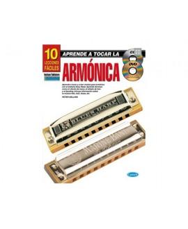 10 Lecciones Fáciles Aprende a Tocar la Armónica