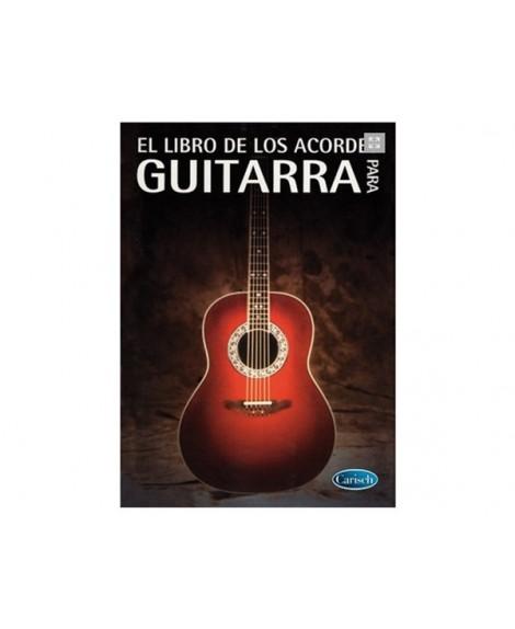 Libro de los Acordes de Guitarra