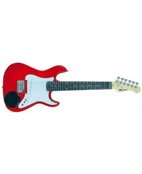 Guitarra Eléctrica Mini Strato Rochester R-1 Red