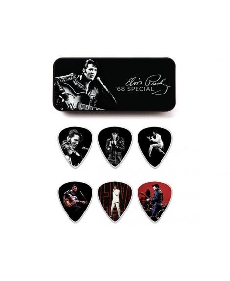 Lata 6 púas Elvis Presley '68 Special