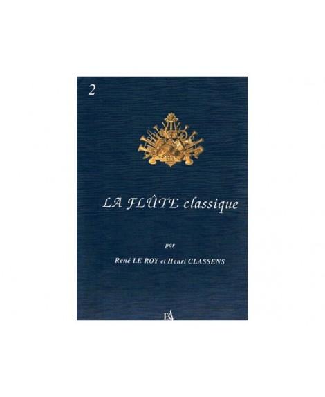 La flute classique. Vol. 2