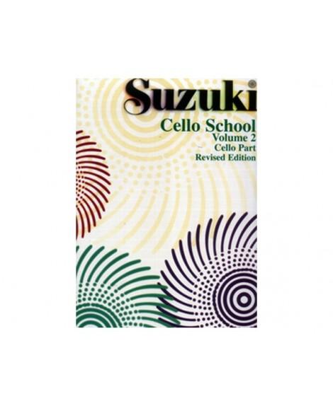 Suzuki Cello Vol.2 Ed. Revisada