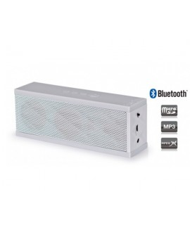 Altavoz Portátil Receptor Bluetooth Reproductor MicroSD/MP3 USB