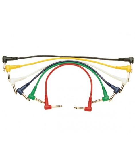 Cables Patch Jack-Jack Acodados BCT P030C
