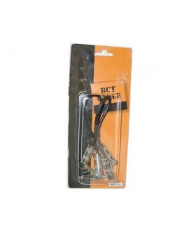 Cables Patch Jack-Jack Acodados BCT P020C