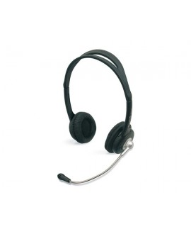 Auriculares Work H-2600 con Micrófono