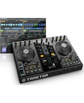 Controlador DJ Native Instruments Traktor Kontrol S2 MkII