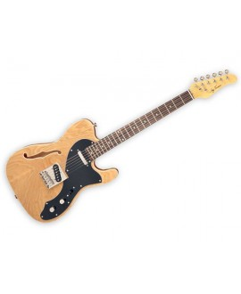 Guitarra Eléctrica Jay Turser JT-CRUSDLX Natural