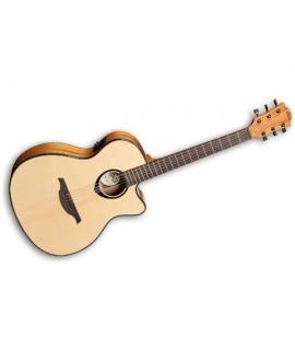 Guitarra Electroacústica Lag Auditorium Cutaway T66ACE
