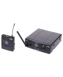 Sistema Inalámbrico para Instrumento AKG WMS-40 MINI ISM3