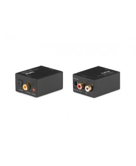 Convertidor de Audio Digital a Analógico FO-370