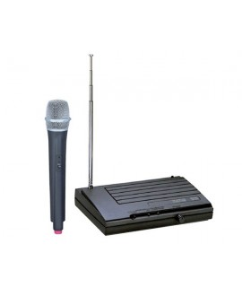 Micrófono Leem VHF-18