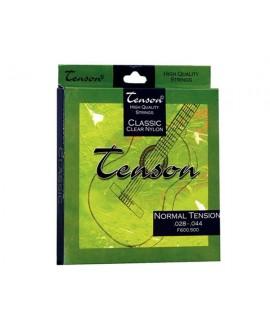 Juego Cuerdas Guitarra Clásica Tenson Nylon