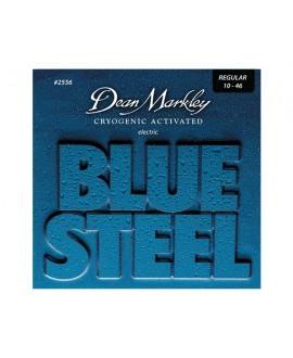 Juego Cuerdas Guitarra Eléctrica Dean Markley Blue Steel 010-046