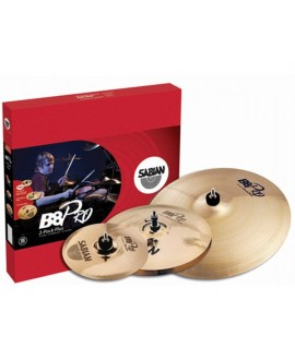 Set Platos Sabian B8 PRO Performance Set 35003B