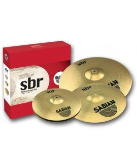 Set Platos Sabian SBR Performance Set SBR5003