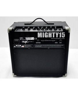 Amplificador Guitarra Eléctrica Cherub Mighty 15