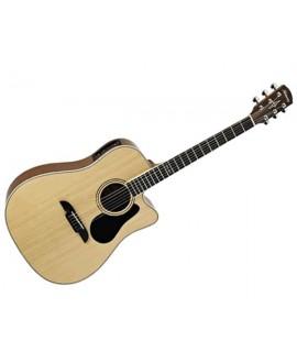 Guitarra Acústica Electrificada Alvarez AF60CE2 Folk