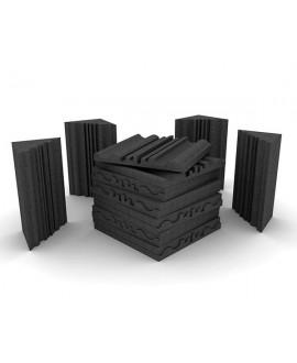 Paneles Absorbentes y Trampas de Graves Junior Pack