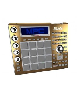Akai MPC Studio LTD Edition Gold