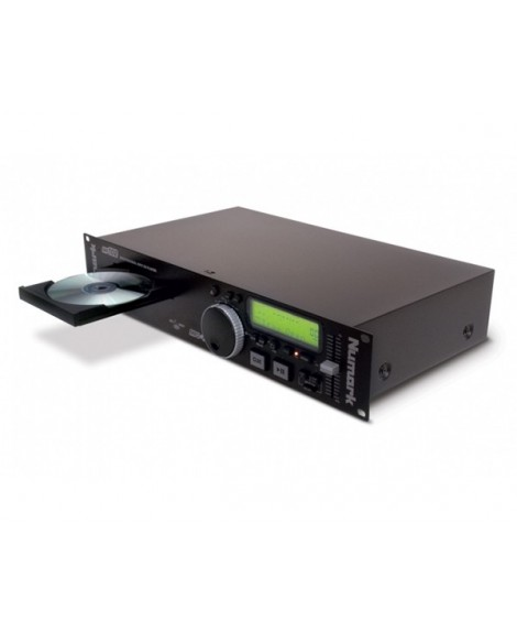 Reproductor DJ Player CD Audio CDR MP3 Numark MP102