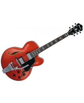 Guitarra Eléctrica Ibanez AFS75T-TRD