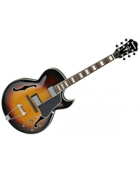 Guitarra Eléctrica Ibanez AKJ95-VYS