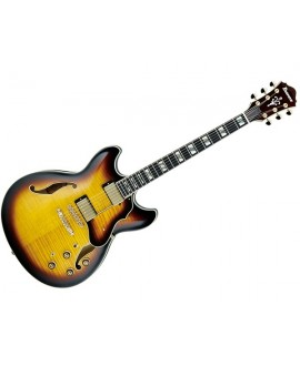 Guitarra Eléctrica Ibanez AS153-AYS