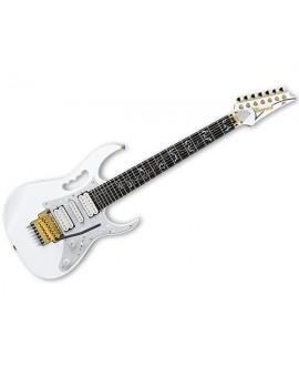 Guitarra Eléctrica Ibanez JEM7V7-WH 7 Cuerdas Blanco