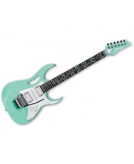 Guitarra Eléctrica Ibanez JEM70V-SFG Premium Verde Mar