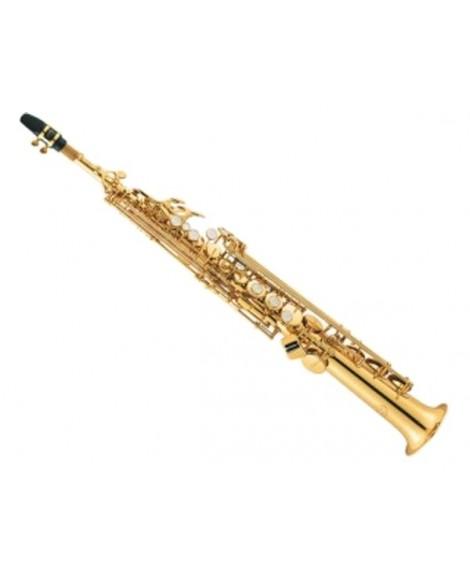 Saxofón Soprano Jupiter JSS-747GL