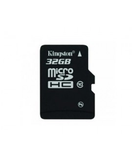 Tarjeta Memoria Flash Kingston SDHC 32 GB Clase 10