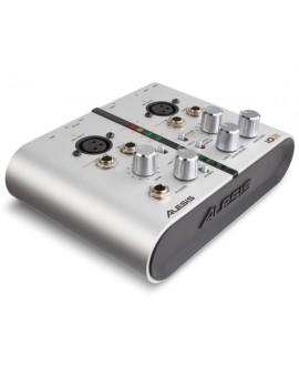Interfaz Audio Alesis iO2