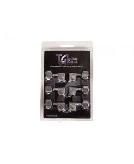 Clavijero Guitarra acústica y eléctrica TGI TG415C