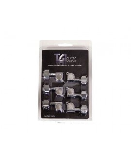 Clavijero Guitarra acústica y eléctrica TGI TG416C