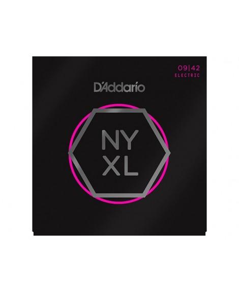 Juego Cuerdas Guitarra Eléctrica D´Addario NYXL0942