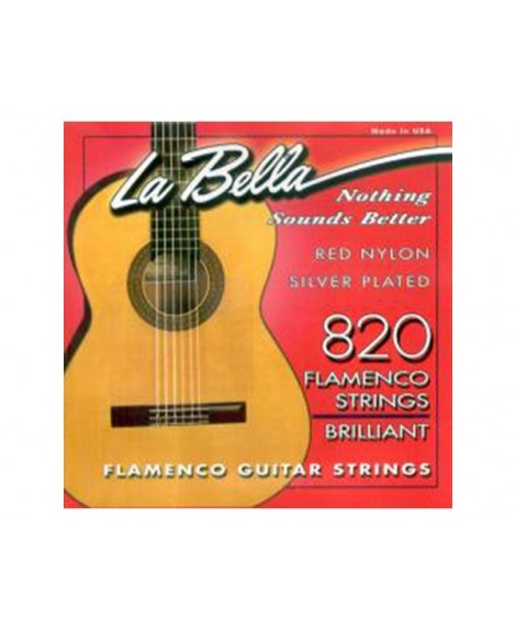 Cuerda 6ª Guitarra Flamenco La Bella 826