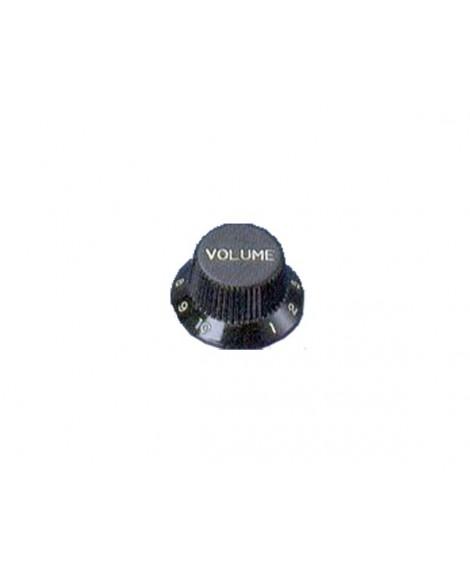 Botón Volumen Gotoh Strato KB-240V Negro