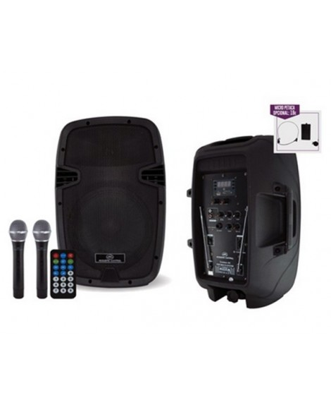 Altavoz Amplificado con Batería Acoustic Control Combo 12