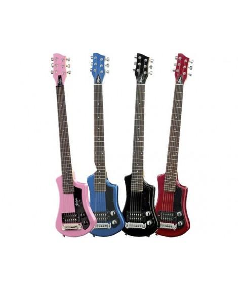 Guitarra Höfner Shorty Roja HCTSHR0