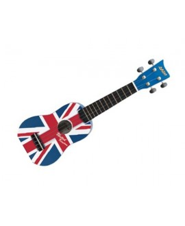 Ukelele Ashton Union Jack 4007