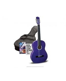 Pack Guitarra Clásica Ashton SPCG34TP 3/4