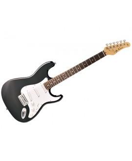 Guitarra Eléctrica Jay Turser JT-300 Black