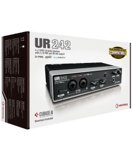Interfaz Audio USB Steinberg UR-242
