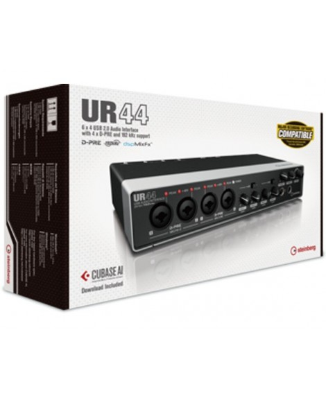 Interfaz Audio USB Steinberg UR-44